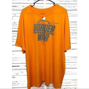 Nike University of Tennessee Football TShirt 3XL